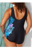 QUINN SARONG FRONT ONE PIECE SWIMSUIT